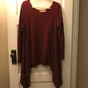 Project Social tunic